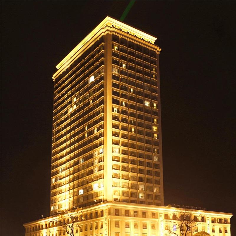 常德泽云酒店照明工程案列