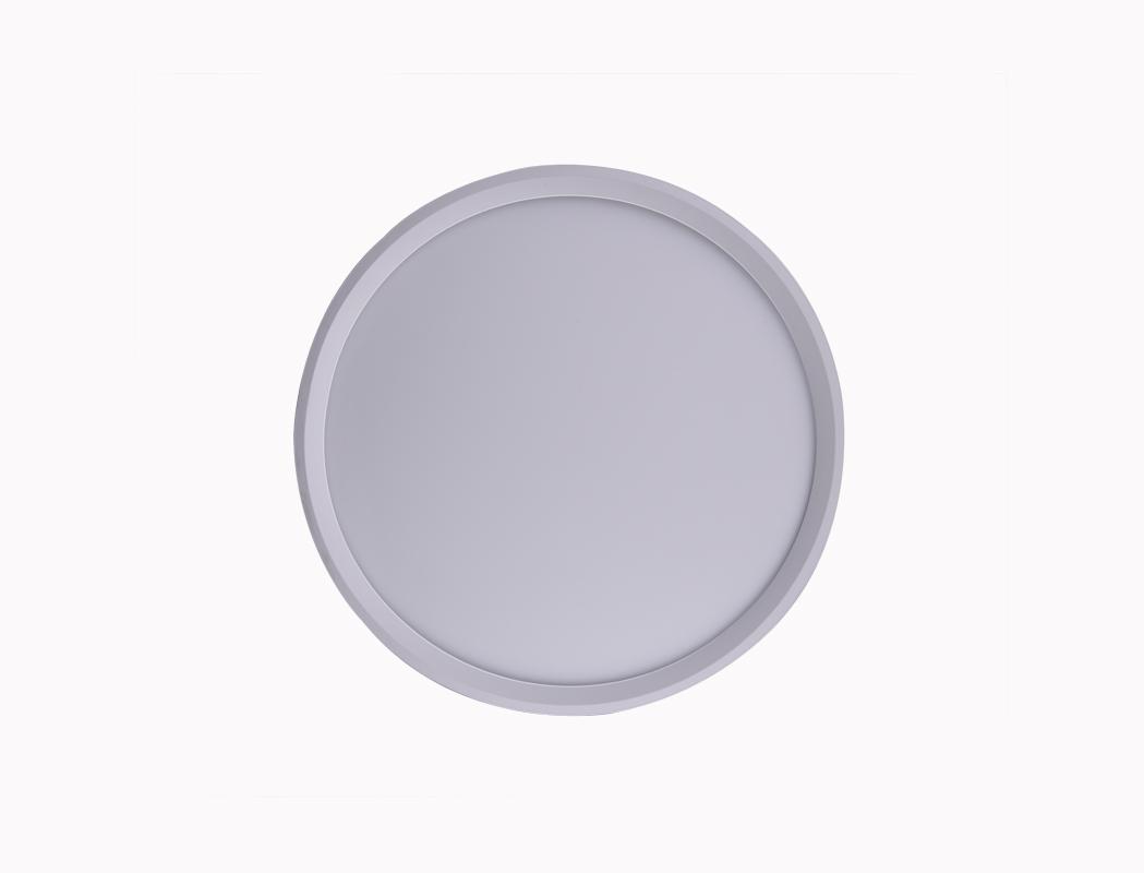 圆形吊装面板灯