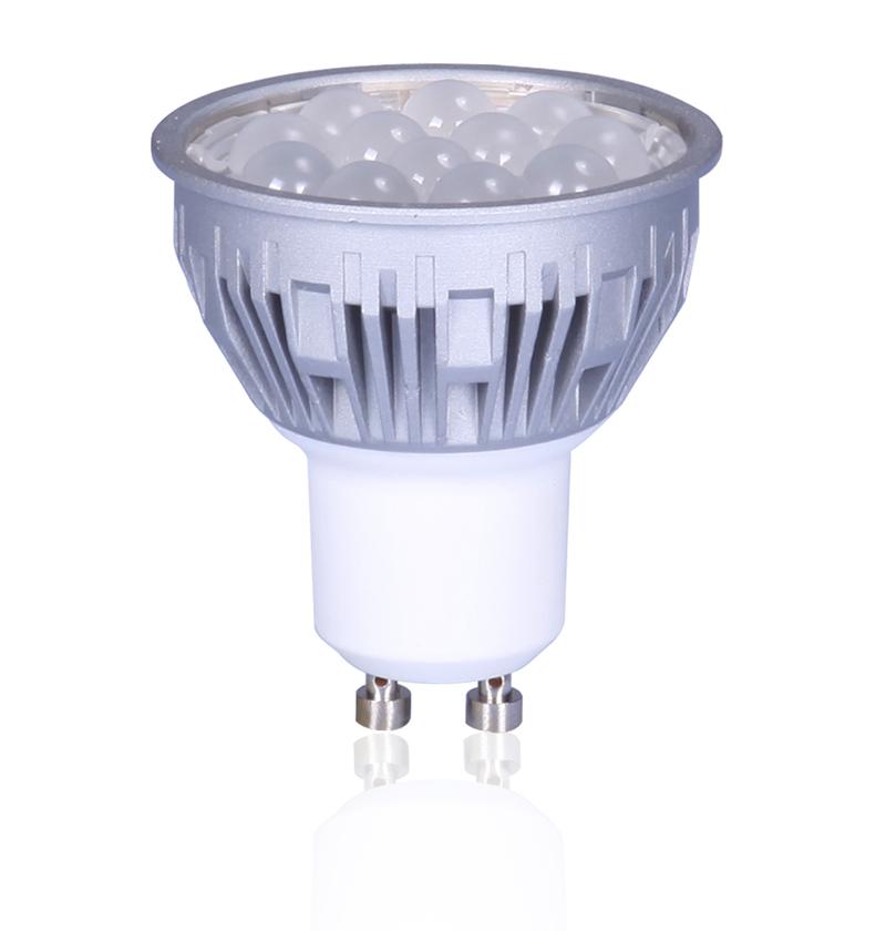 B款 GU10 SMD 5W射灯