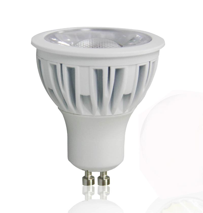 GU10 COB 7W射灯