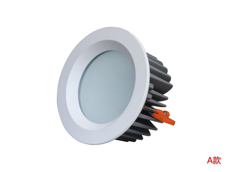 工程照明筒灯