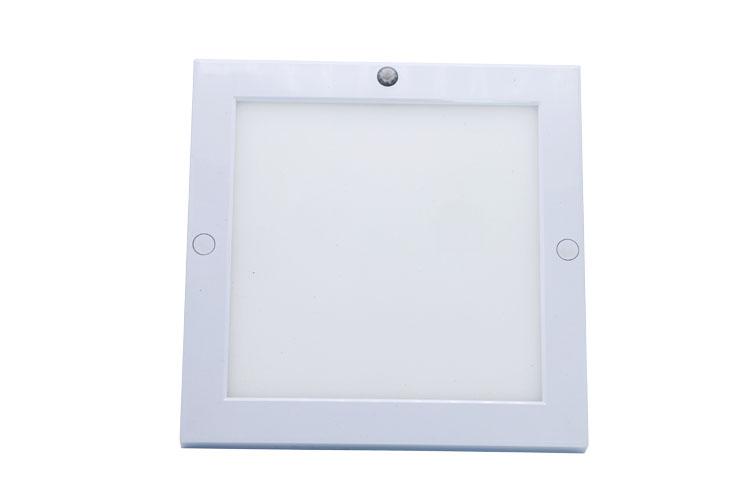 感应面板灯方形